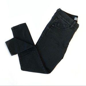 Wit & Wisdom Ab Solution Skinny Ankle Dark Jeans